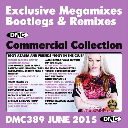 DMC Commercial Collection 389 - June Release (2015)