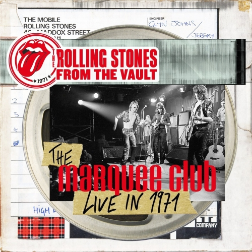 The Rolling Stones - The Marquee Club Live 71 (2015)