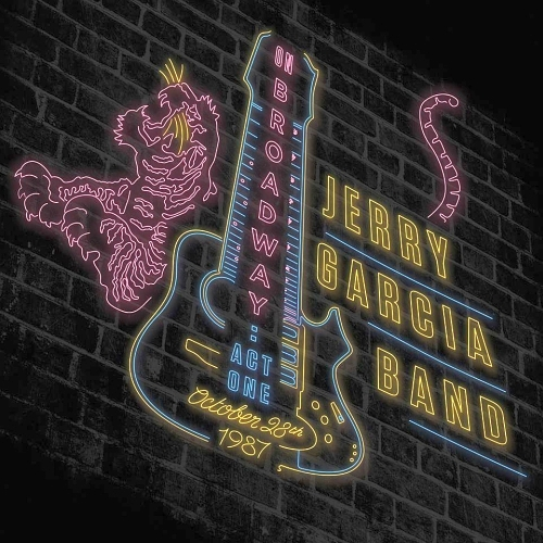Jerry Garcia Band - On Broadway: Act One - October 28th, 1987 (2015)