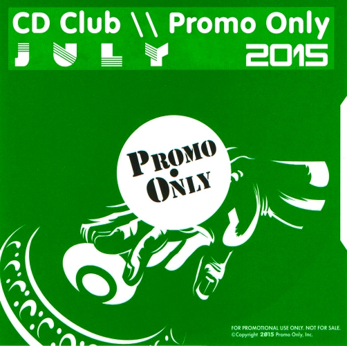 CD Club Promo Only July Part 3-4 (2015)