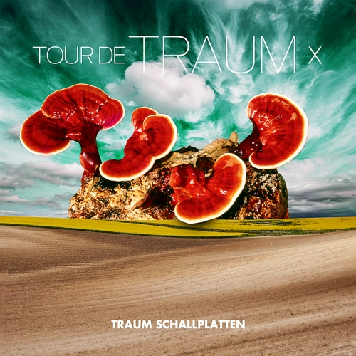 Tour De Traum X (Mixed By Riley Reinhold) 3CD (2015)