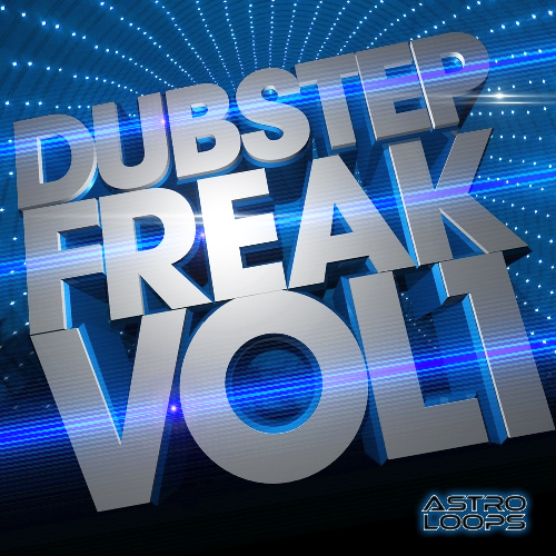 Dubstep Freak Astro Loops (2015)