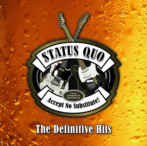 Status Quo - Accept No Substitute [The Definitive Hits] (2015)