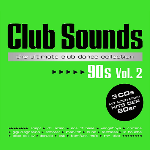 Club Sounds 90s, Vol. 2 (2015)