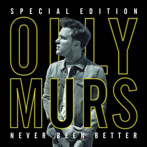 Olly Murs - Never Been Better (Special Edition) (2015)
