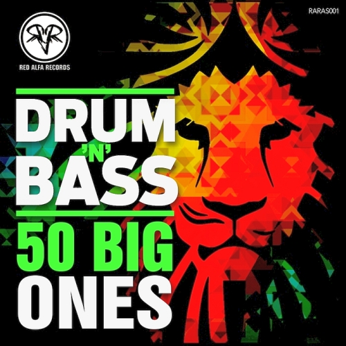 Drum N Bass 50 Big Ones (2015)