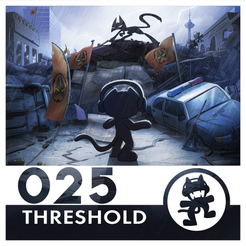Monstercat 025: Threshold (2015)