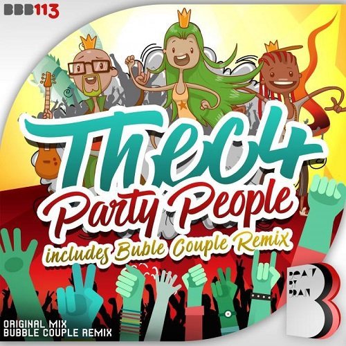 Thec4 - Party People (2016)