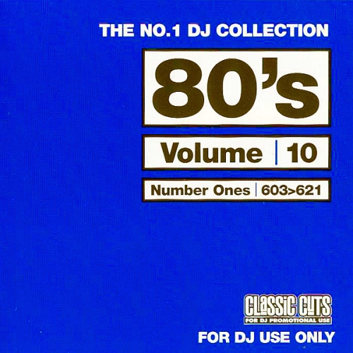 Mastermix: The No.1 DJ Collection 80s (11CD)
