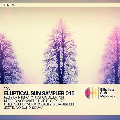 Elliptical Sun Sampler 015 (2016)