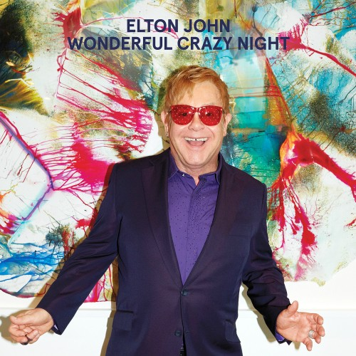 Elton John - Wonderful Crazy Night (Deluxe) (2016)
