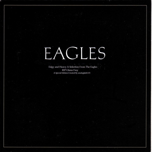 The Eagles - Edgy and Heavy 3CD (2016)