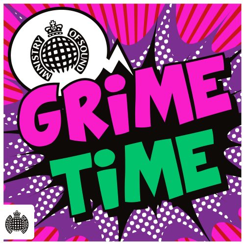 Ministry of Sound - Grime Time 2CD (2016)