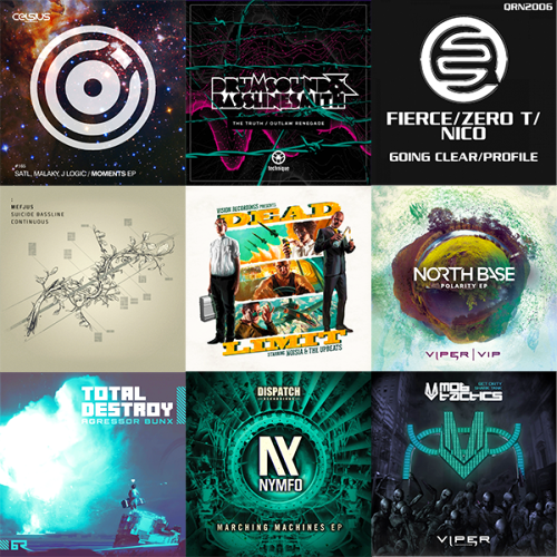 Top 100 Drum & Bass MARCH (2016)