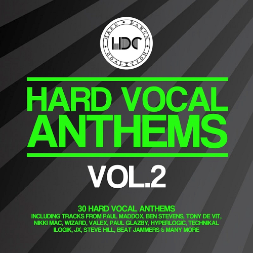 Hard Vocal Anthems, Vol. 2 (2016)