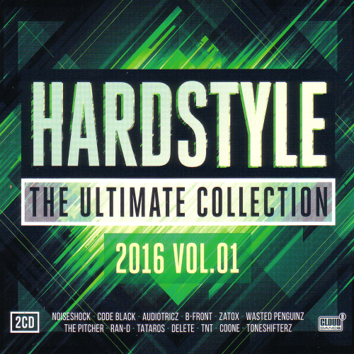 Hardstyle The Ultimate Collection (2016 Vol.1)