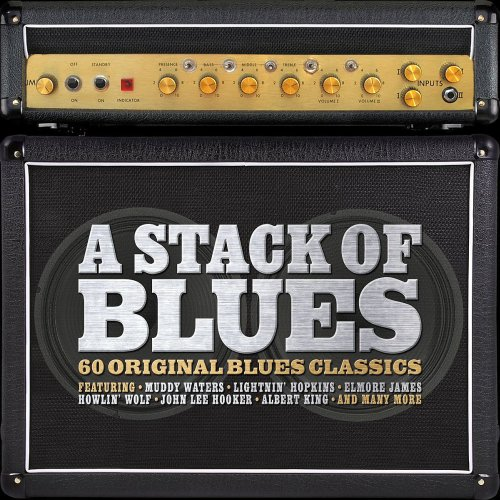 A Stack of Blues: 60 Original Blues Classics (3CD Box)