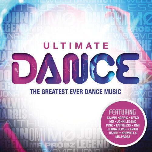Ultimate Dance [4 × CD, Compilation] (2016)