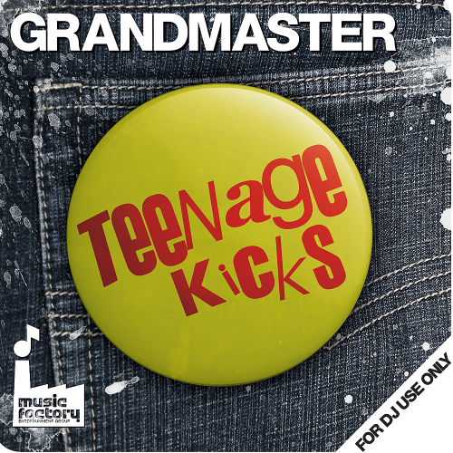 Grandmaster Teenage Kicks [Compilation, Mixed]