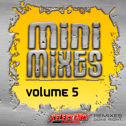 Select Mix - Mini Mixes Vol 5 (2016)