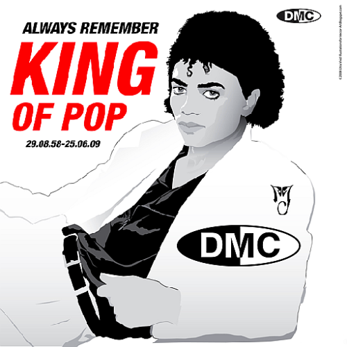 Michael Jackson - DMC Megamixes VOL 2-3 [DMC - DMC MJM2]
