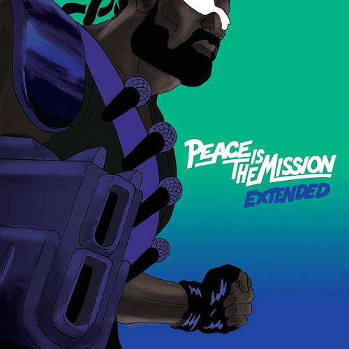 Major Lazer - Peace Is the Mission [Extended] (2016)