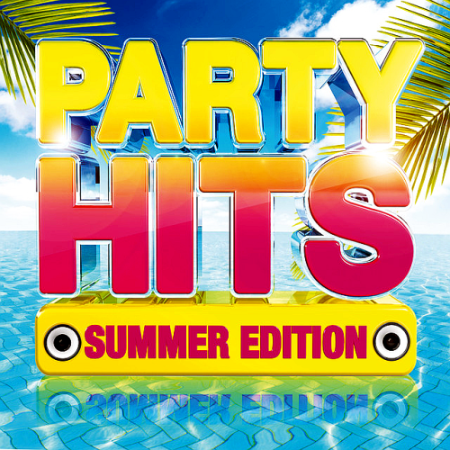 Party Hits Summer Editions 3CD (2016)