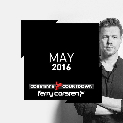 Ferry Corsten Presents Corstenas Countdown May (2016)