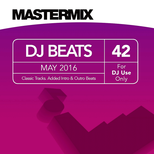 Mastermix DJ Beats 42 May (2016)