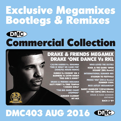 DMC Commercial Collection 403 August (2016)