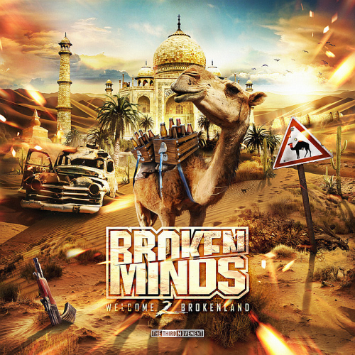 Broken Minds - Welcome 2 Brokenland (2016)