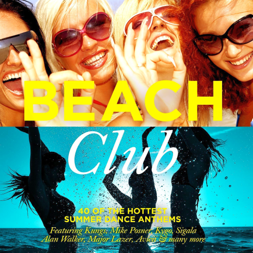 Beach Club 2CD (2016)