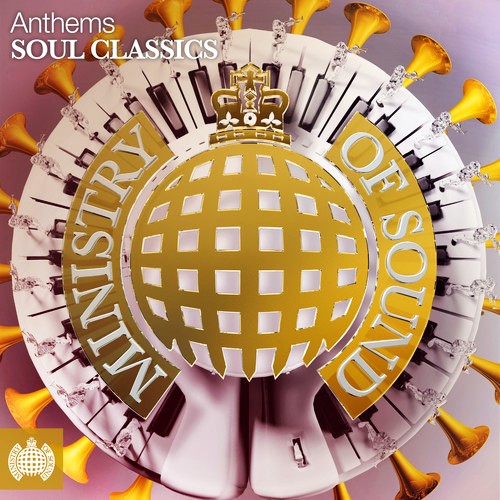 Anthems Soul Classics - Ministry of Sound 3CD (2016)