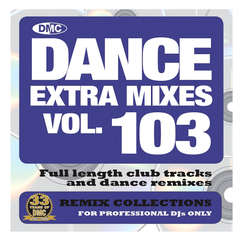 DMC Dance Extra Mixes 103 July (2016)