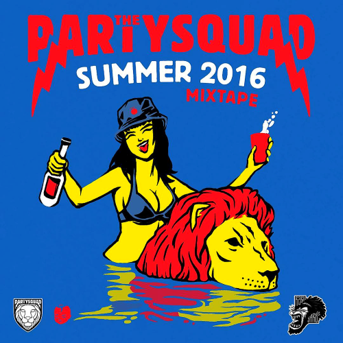 The Partysquad Summer Mixtape (2016)