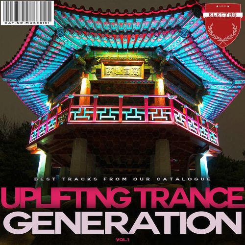 Uplifting Trance Generation Vol 1 (2016)