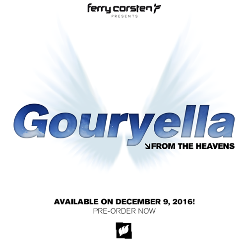 Ferry Corsten Presents Gouryella - From The Heavens (2016)
