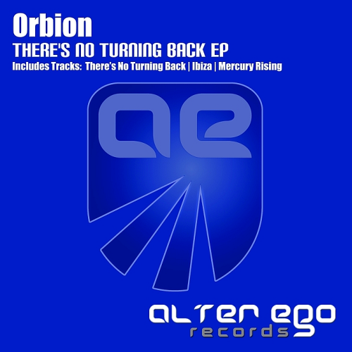 Orbion - Theres No Turning Back EP (2017)